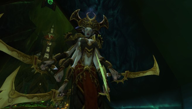 Okay, not a member of the Legion anymore, but... still a demon (and I love her).
